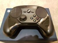 Steam controller gamepad PC