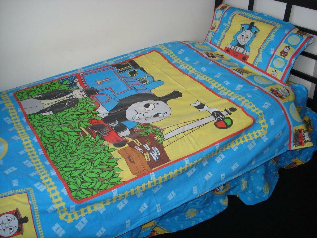 Thomas Single Bed Thomas The Tank Engine Single