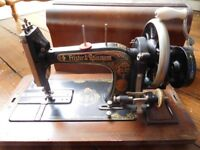 Frister & Rossman sewing machine