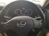 Lexus IS220 2.2 SE 4 dr diesel ( Full service history, Excellent condition )
