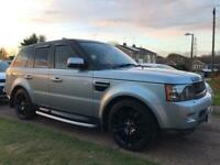 Stunning 2011 Rover Range Sport 3.0 TDV6 HSE Land Rover Diesel Automatic