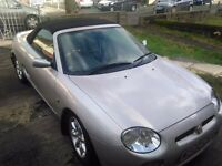 MG SPORTS CONVERTABLE- GOOD CONDITION FOR AGE,EXCELLENT RUNNER