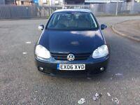 2006 Volkswagen Golf 2.0 GT TDI 140 BHP Full Service History 12 Months MOT + Not Audi A3 A4 Seat