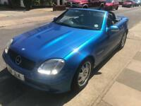 CONVERTABLE MERCEDES SLK KOMPRESSOR INC PRIVATE PLATE WORTH 1K!!