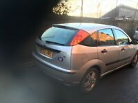 Ford Focus 2002 very cheap £250ono