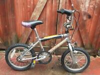Kids 14 inch bike. Can deliver