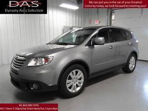 2008 Subaru Tribeca LIMITED NAVI/LEATHER/SUNROOF/7 PASS