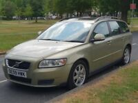 2009 (59) Volvo V50 1.6 D DRIVe S 5dr £20 A YEAR ROAD TAX / FULLY LOADED