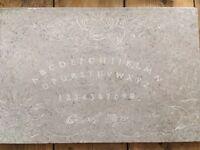 Table Placement / Ouija 60cm x 40cm
