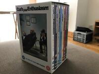 Curb Your Enthusiasm - complete DVD box set