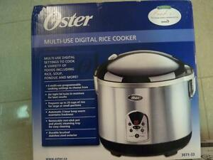Oster Programmable Rice Cooker - 20-Cup