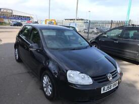 Volkswagen Golf 1.9 tdi manual sport 2009