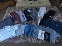 MENS BUNDLE OF DESIGNER CLOTHING