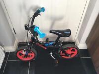 Boys 12'' Bike