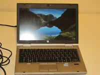 HP i5 laptop 4gb rams windows 10. may swap a mobile try me