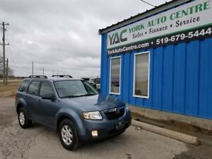 2010 Mazda Tribute GX I4 AWD