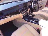 BMW 520D Big Screen Nav, Head Up Display, 7 Cameras, NIGHT VISION. not 530d 320d 335d 535d M3 M5