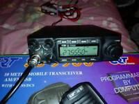 Superstar crt SS 9900 10 Metre CB radio with ctcss/dcs