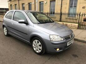 clean Vauxhall Corsa 1.2 sxi+ 2006 56 reg