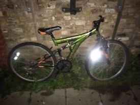 Mens bike 26 inch wheels Spairs and Repairs