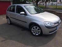 Vauxhall Corsa 1.2SXI VERY GOOD CONDITION CAR (URGENT)
