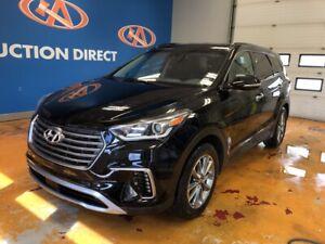 2019 Hyundai Santa Fe XL ESSENTIAL AWD/ 7 PASS/ SMART SENSE/...