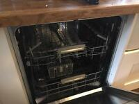Hotpoint Integrated built in Dishwasher