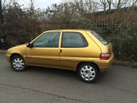Citroen saxo for sale!