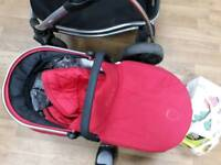 Kids clear out icandy pushchair bike toys clothes
