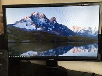 "27"" Benq gaming monitor"