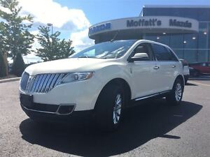 2013 Lincoln MKX MKX AWD w/ LEATHER, POWER LIFTGATE, SUNROOF