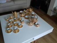 Chinese collectors tea/coffee sets