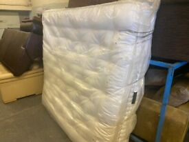 SUPER KING SIZE BESPOKE PURE UTOPIA MATTRESS EX DISPLAY IN EXCELLENT CONDITION