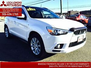 2011 Mitsubishi RVR GT 4WD loaded for $137 BIWEEKLY!