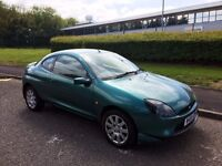 Ford Puma 1.7 Coupe - Rare car with low 79k mileage and in good condition, Service History