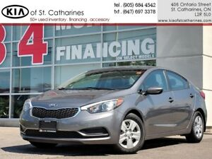 2015 Kia Forte LX | Bluetooth | Air Condition | Traction Control