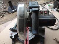Bosch sliding bevel saw