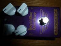 Mad Professor Overdrive Pedal