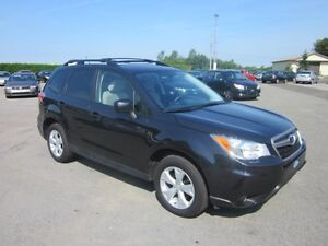 2014 Subaru Forester a w d