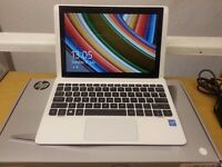 6 MONTHS OLD HP MINI LAPTOP AND TABLET FOR SALE COMES WITH BOX STILL HAS A WARRANTY
