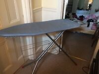 Brabantia ironing board and old iron ignored you want it
