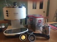 Delonghi Micalite espresso maker