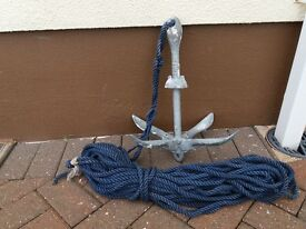 Anchor for boat