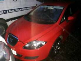 Seat leon breaking for spares