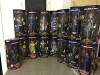 Babylon 5 limited edition collectors figures