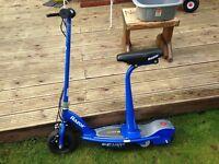Zero E100s scooter good condition