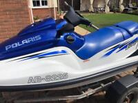 Polaris virage jet ski 700cc