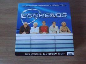 Egg Heads Game