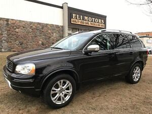 2013 Volvo XC90 PLATINUM PKG.AWD.NAVIGATION.TV-DVD.REAR VIEW CAM