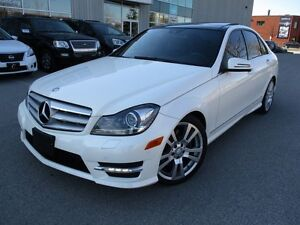 2013 Mercedes-Benz C-Class C 350 4MATIC FULLY LOADED
